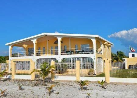 Beach side front